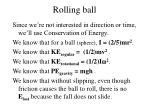 rolling ball42
