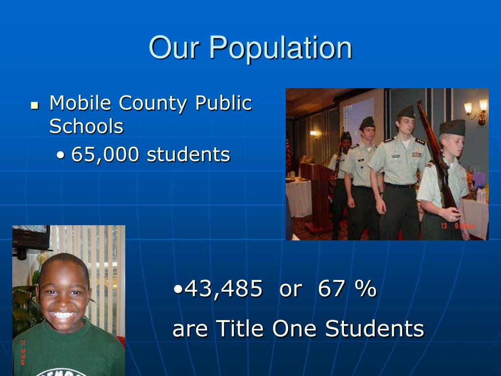Our Population