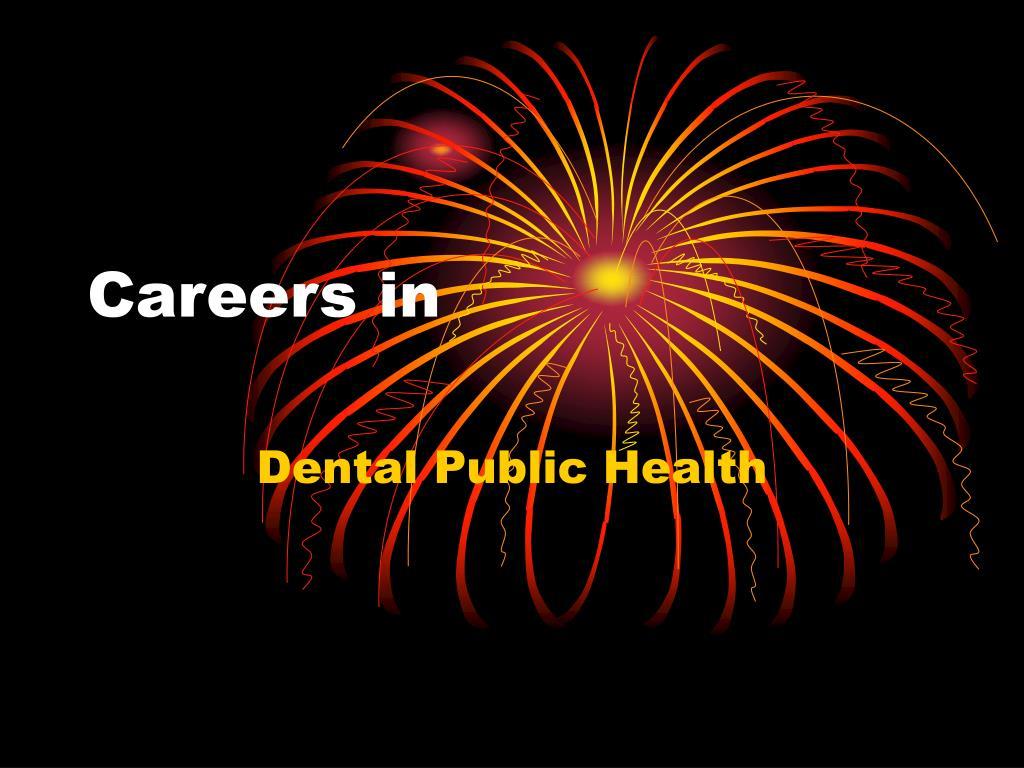 Careers in