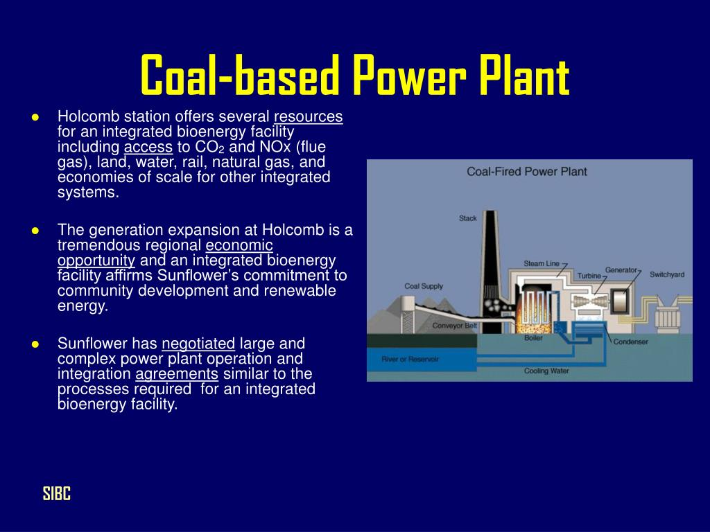 Coal-based Power Plant