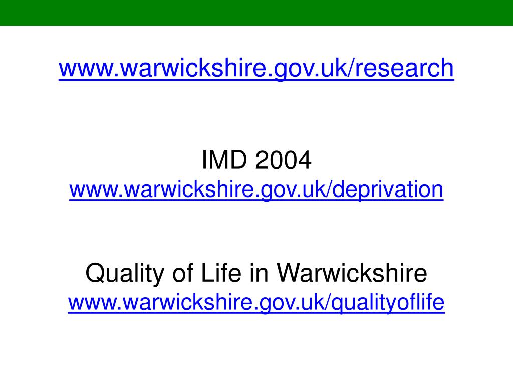 www.warwickshire.gov.uk/research