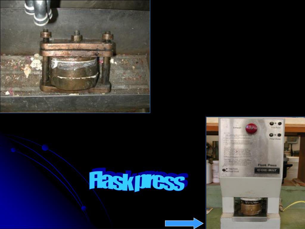 Flask press