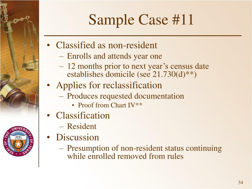 Sample Case #11