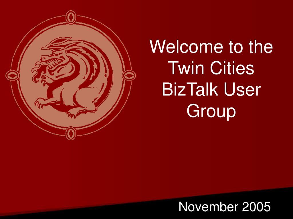 Twin Cities Net User Group 71