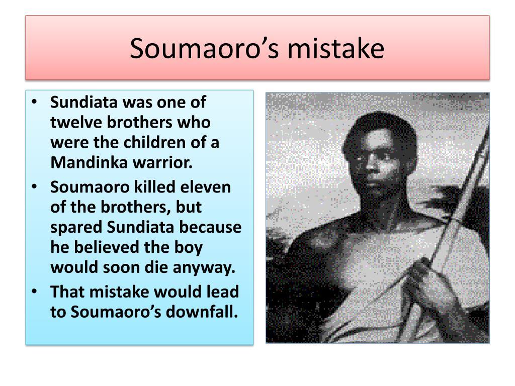 Soumaoro's