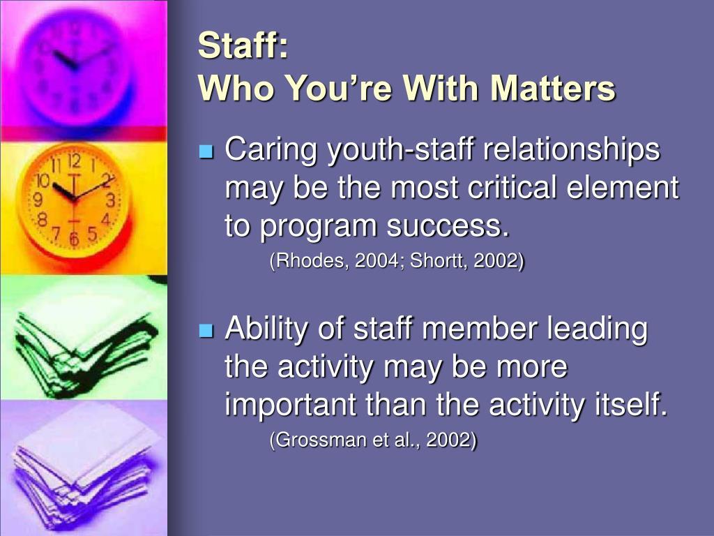 Staff: