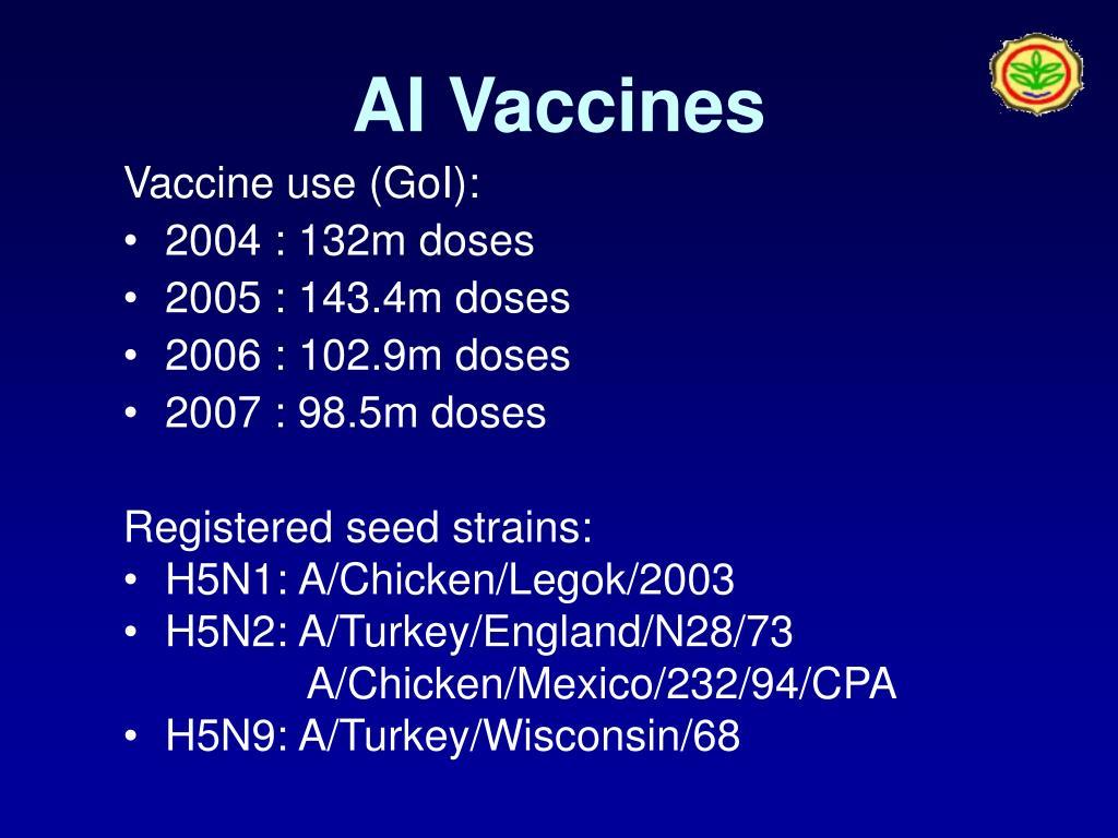 AI Vaccines