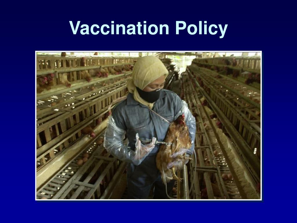 Vaccination Policy