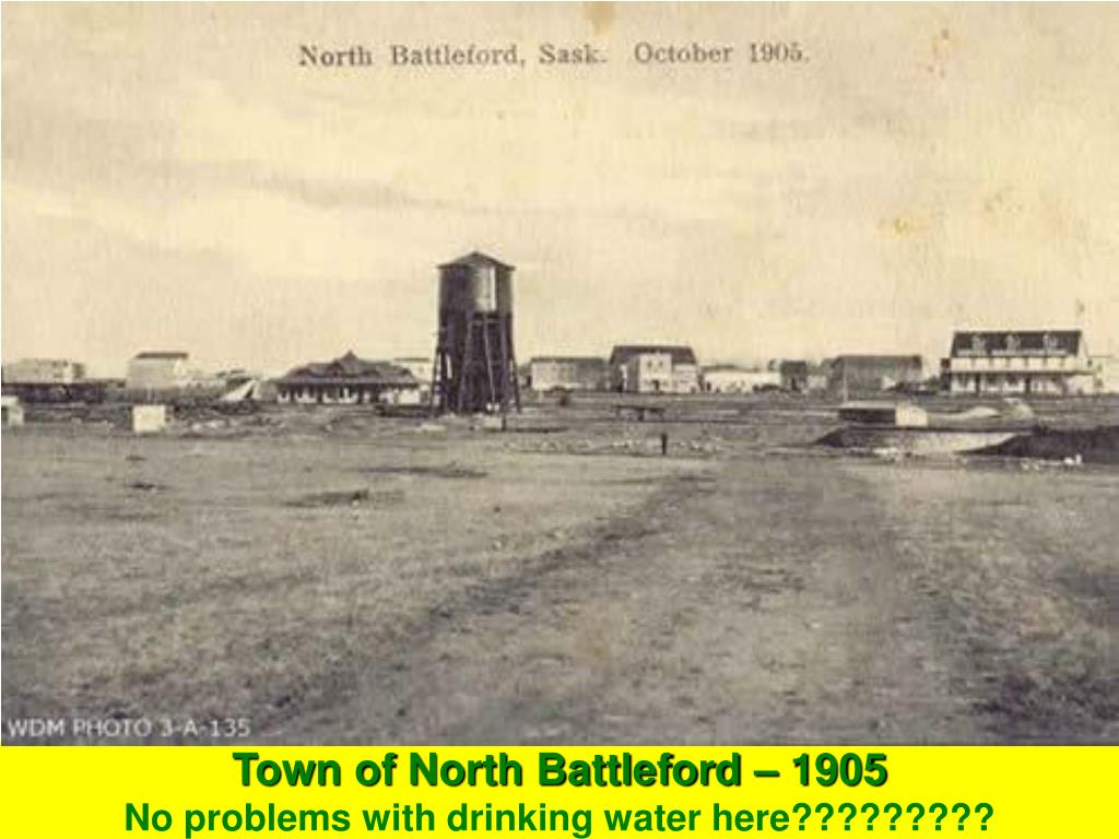Town of North Battleford – 1905