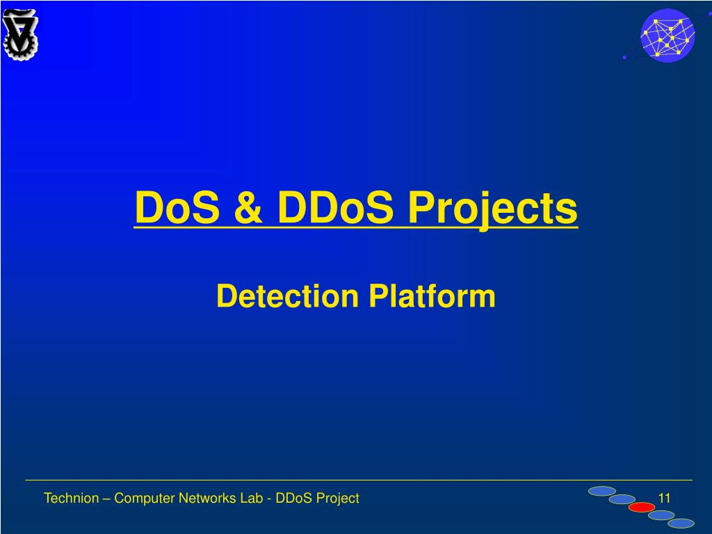 DoS & DDoS Projects