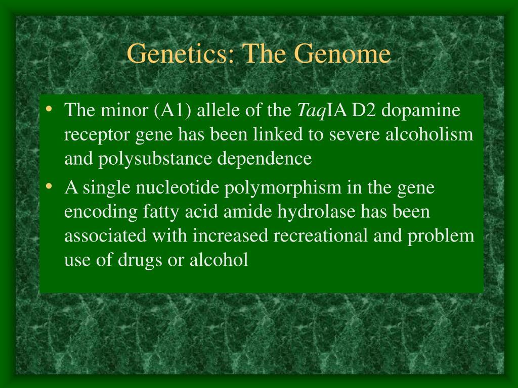 Genetics: The Genome