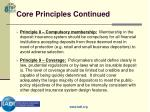core principles continued12