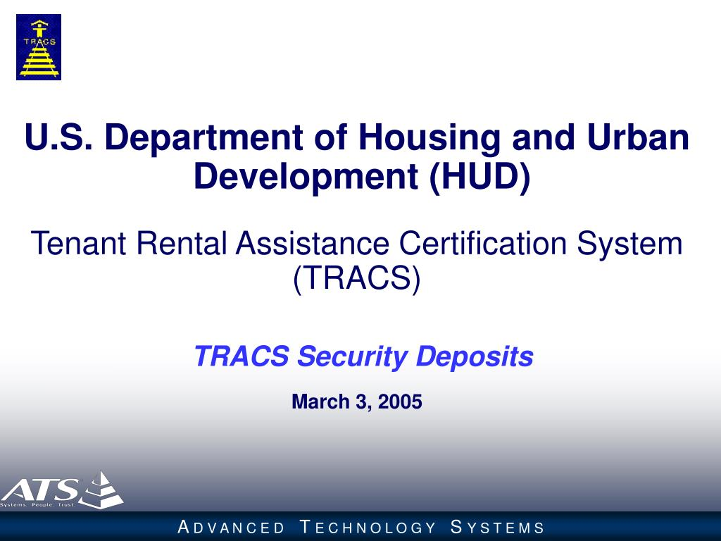U.S. Department of Housing and Urban