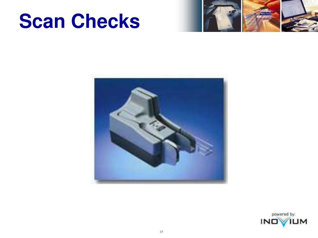 Scan Checks