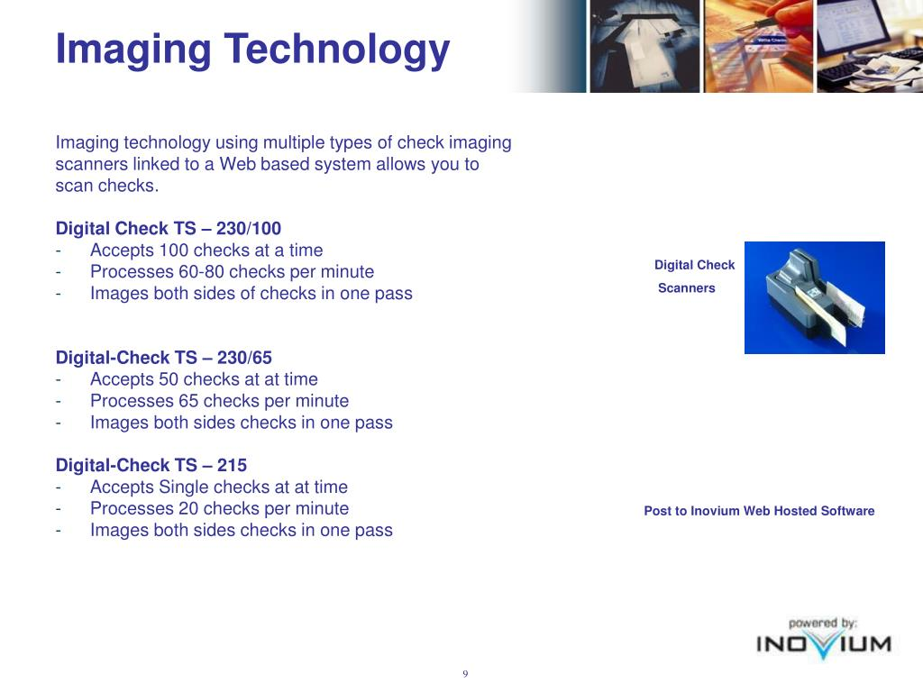Imaging Technology