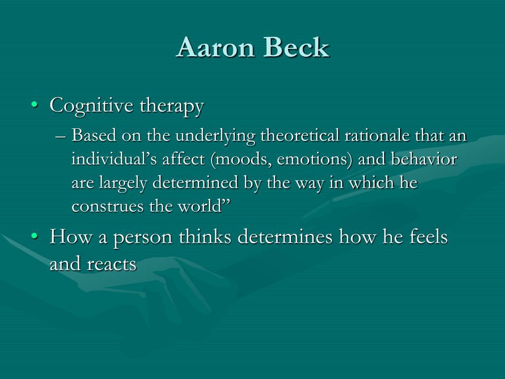 Aaron Beck