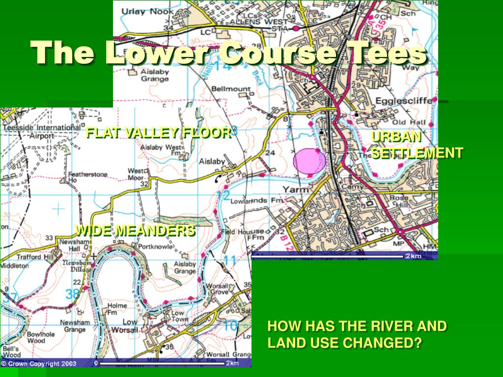 The Lower Course Tees