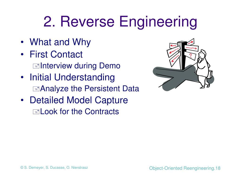 2. Reverse Engineering