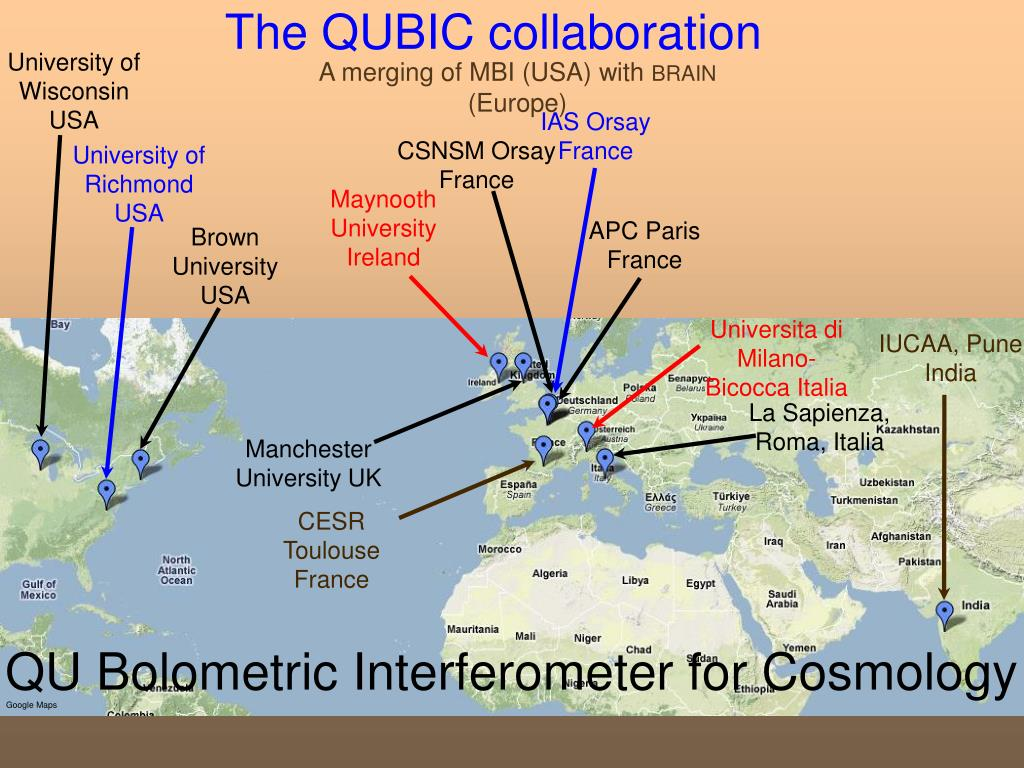 The QUBIC collaboration