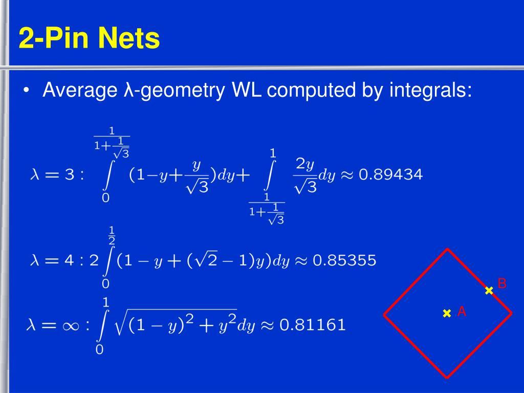 2-Pin Nets
