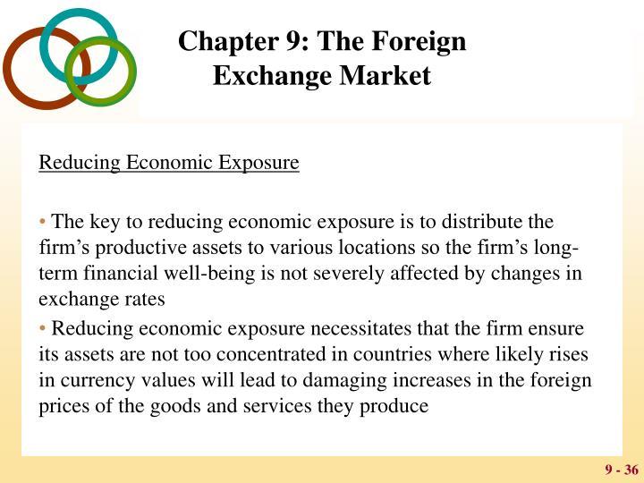 Reducing Economic Exposure