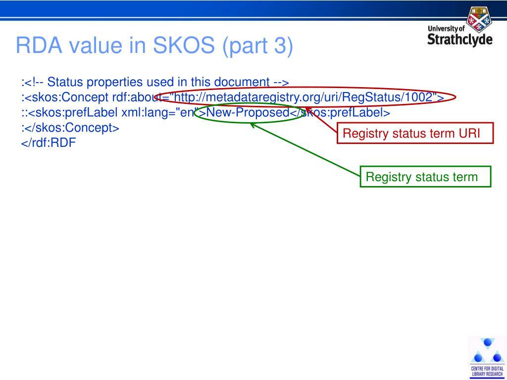 RDA value in SKOS (part 3)