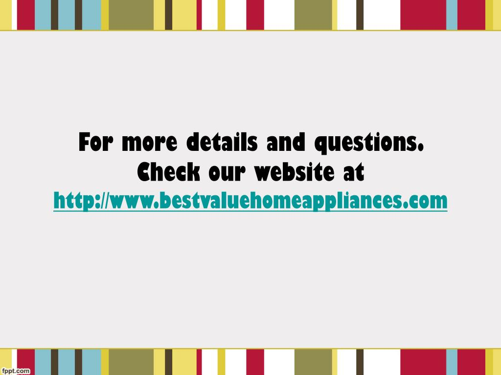For more details and questions. Check our website at