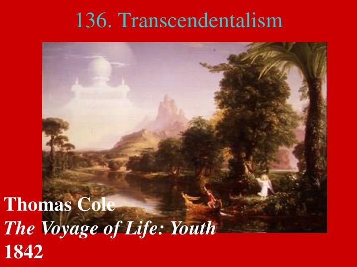 136. Transcendentalism