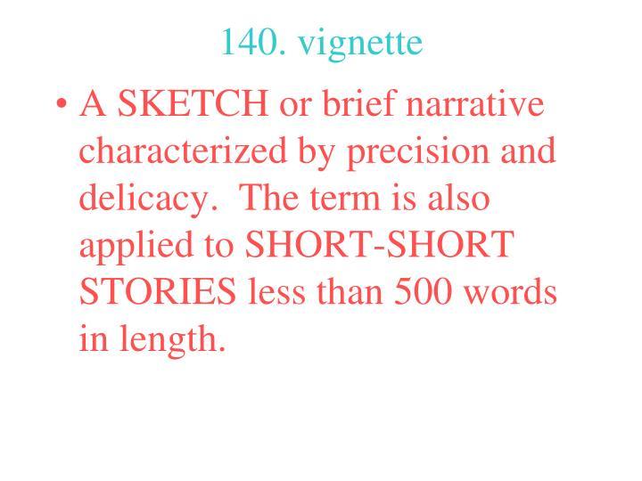 140. vignette
