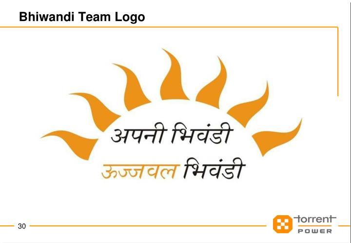 Bhiwandi Team Logo