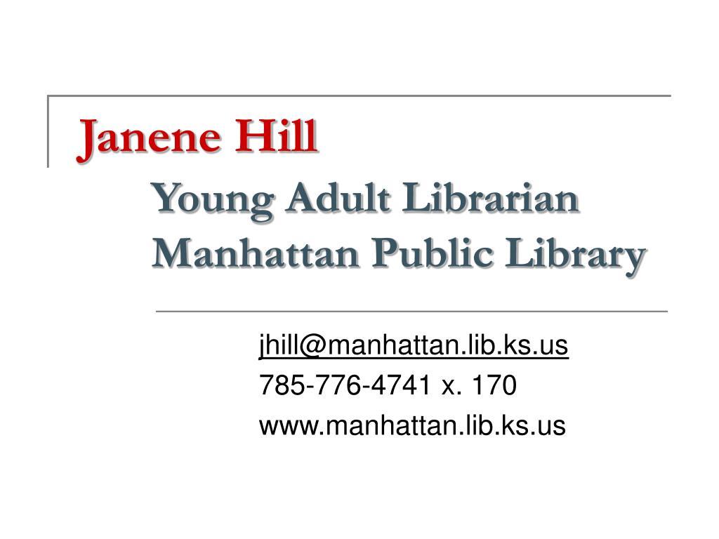 Janene Hill