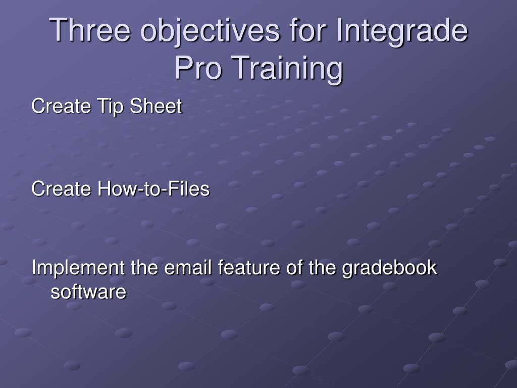 Create Tip Sheet