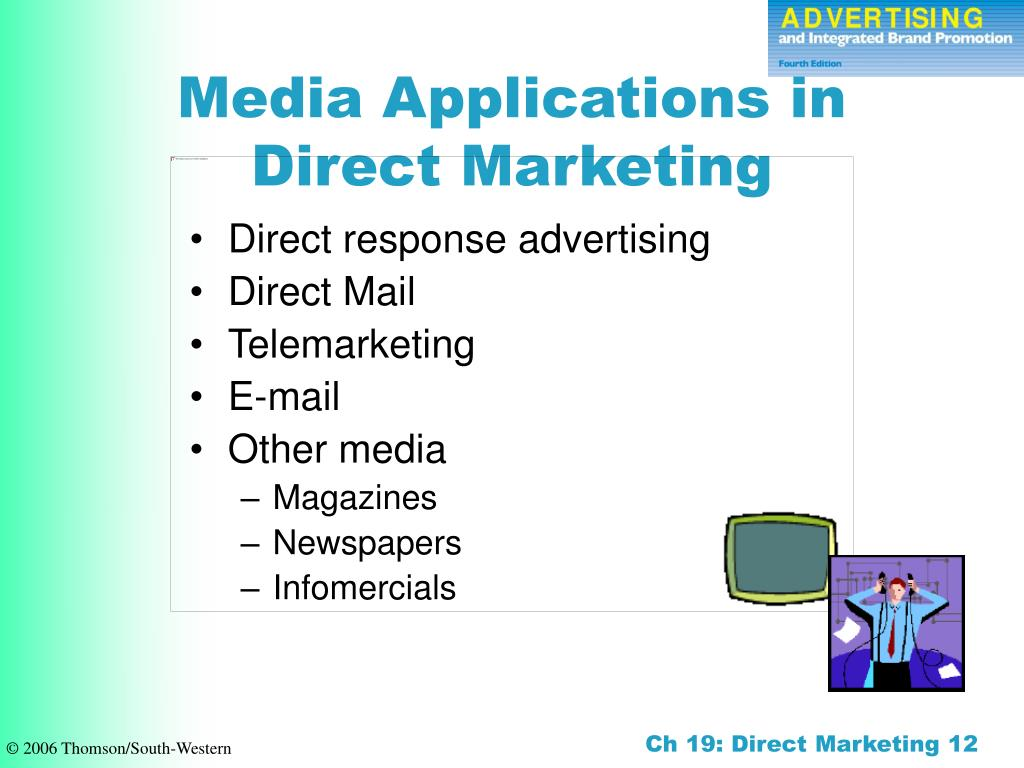 Media Applications in