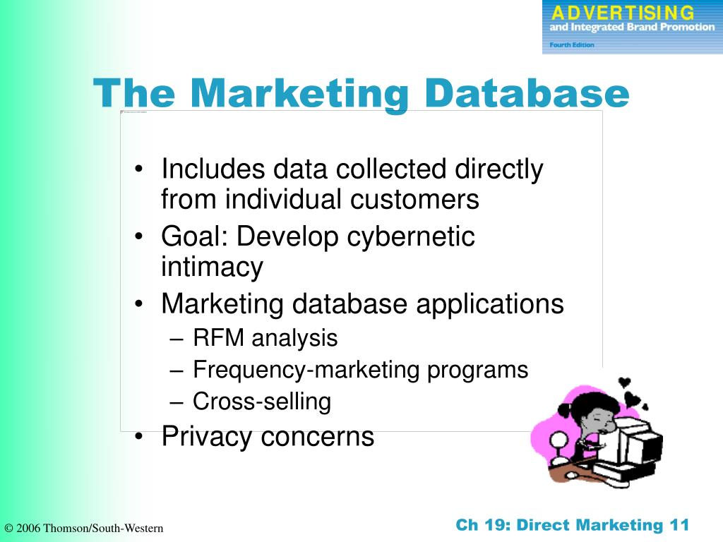 The Marketing Database