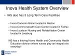 inova health system overview18
