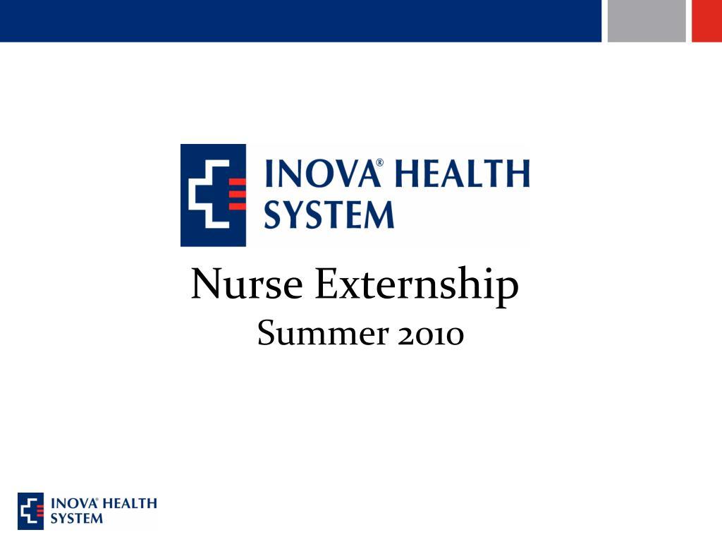 Nurse Externship
