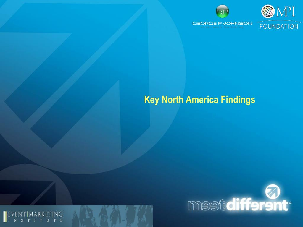 Key North America Findings