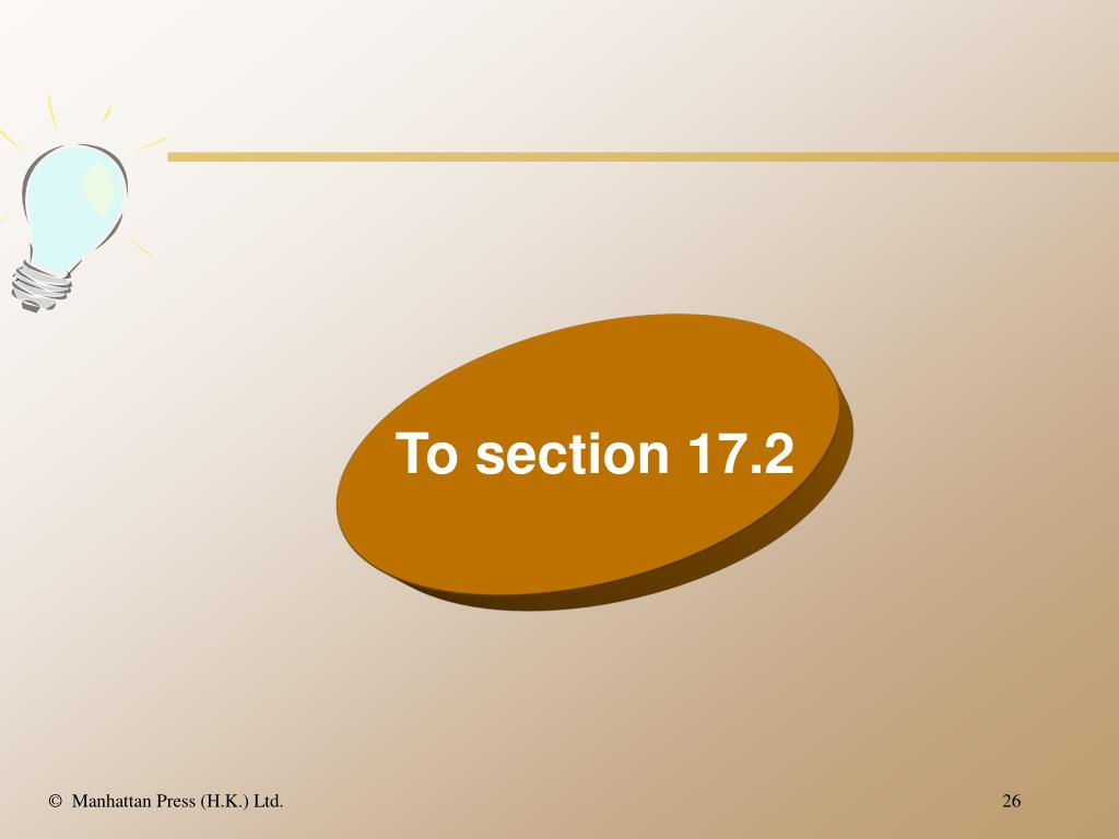 To section 17.2