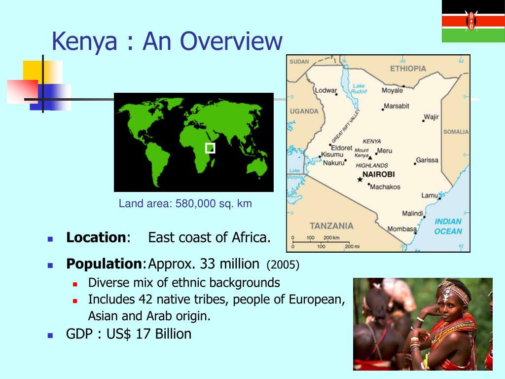 Kenya : An Overview