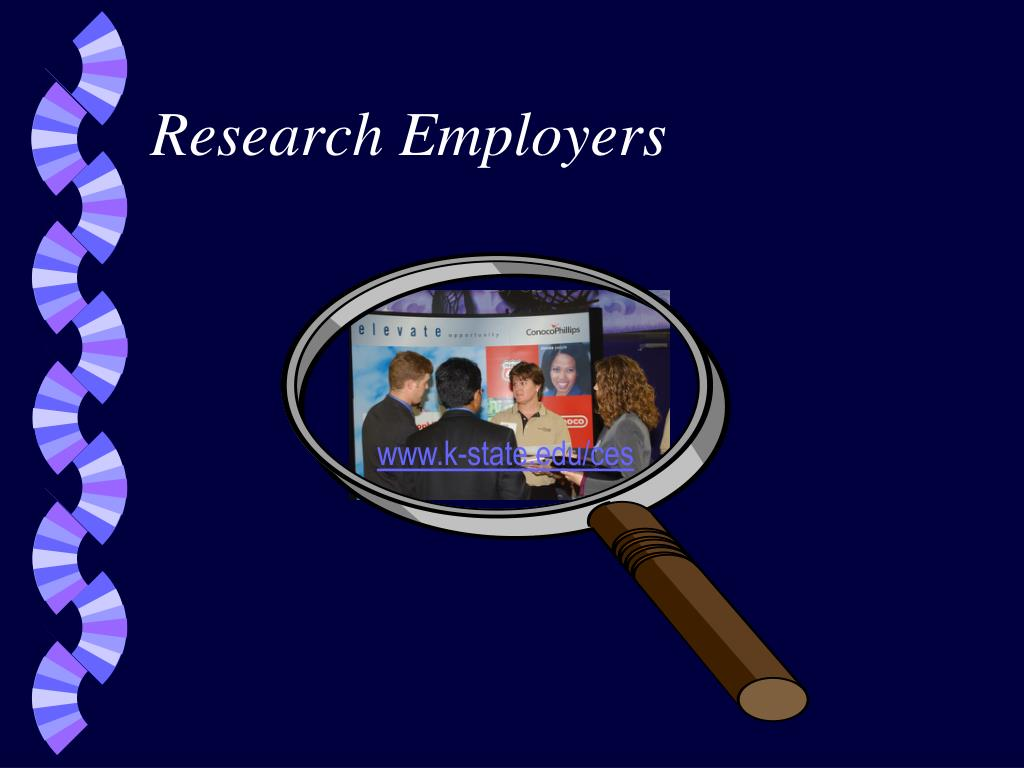 Research Employers