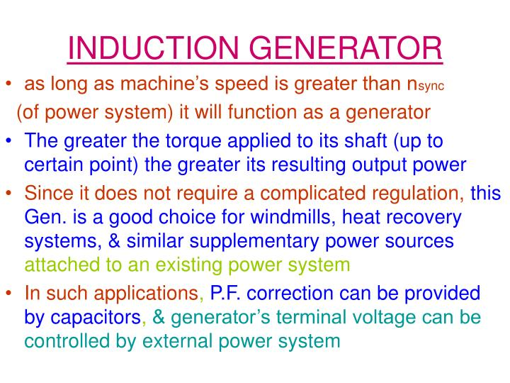 as long as machine's speed is greater than n