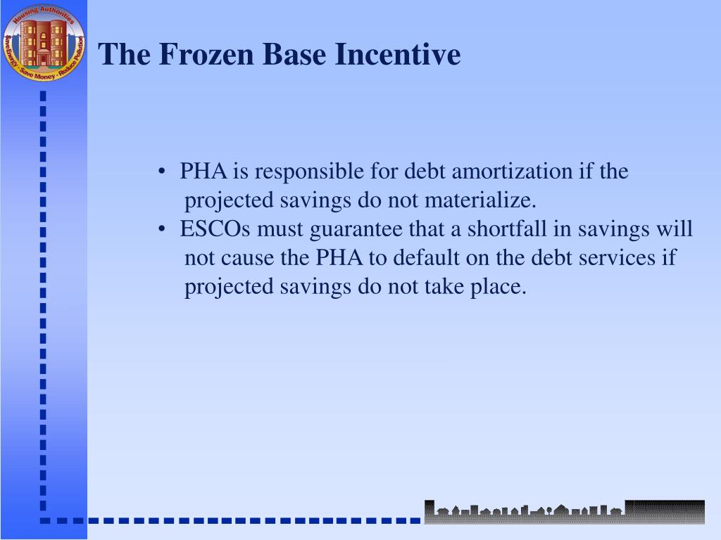 The Frozen Base Incentive