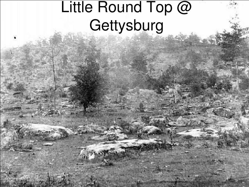 Little Round Top @ Gettysburg