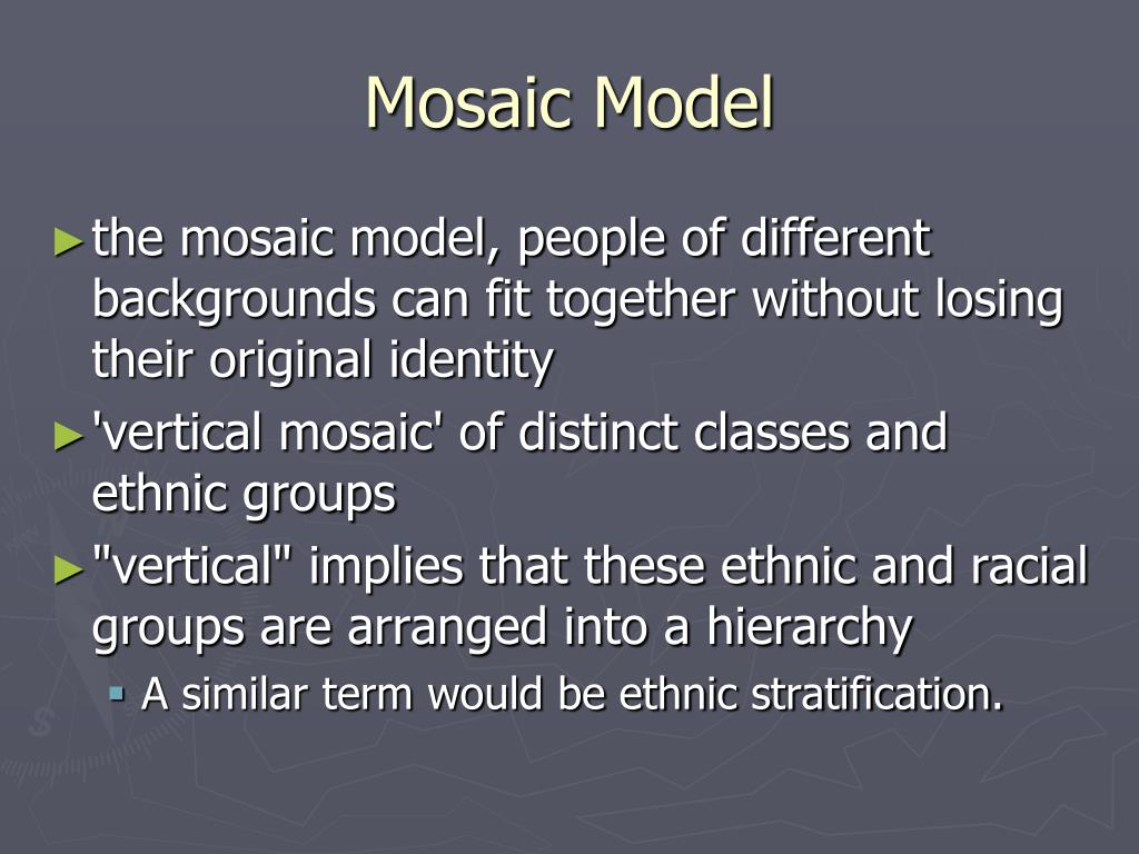 Mosaic Model