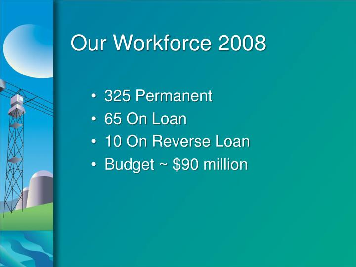 Our Workforce 2008