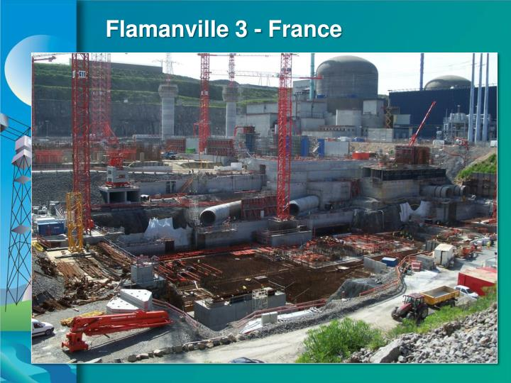 Flamanville 3 - France