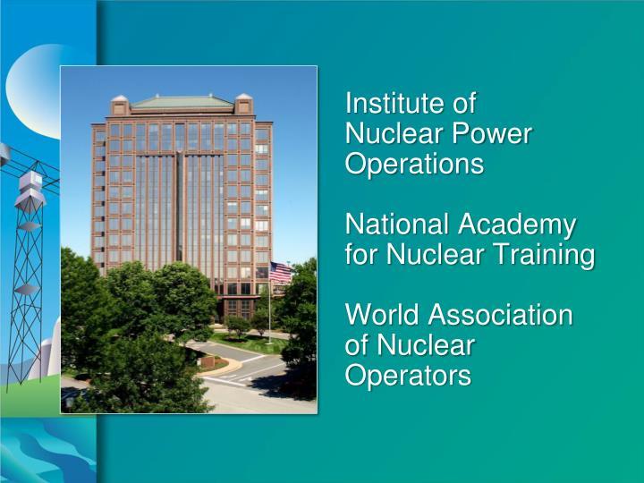 Institute of
