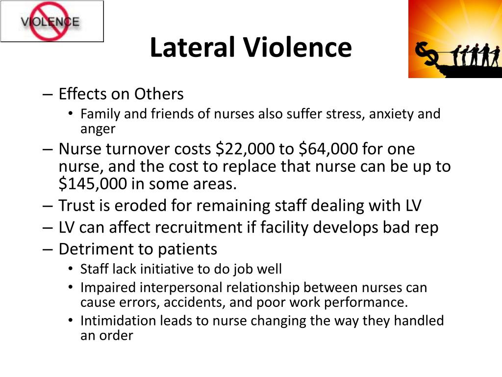 Lateral Violence