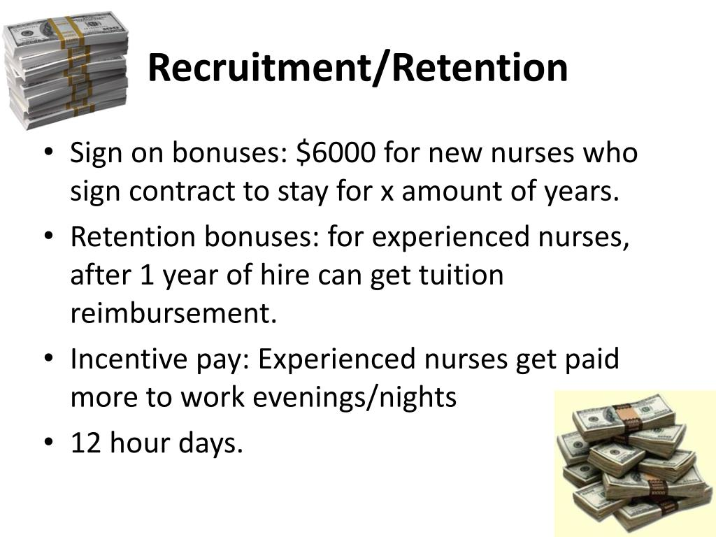 Recruitment/Retention