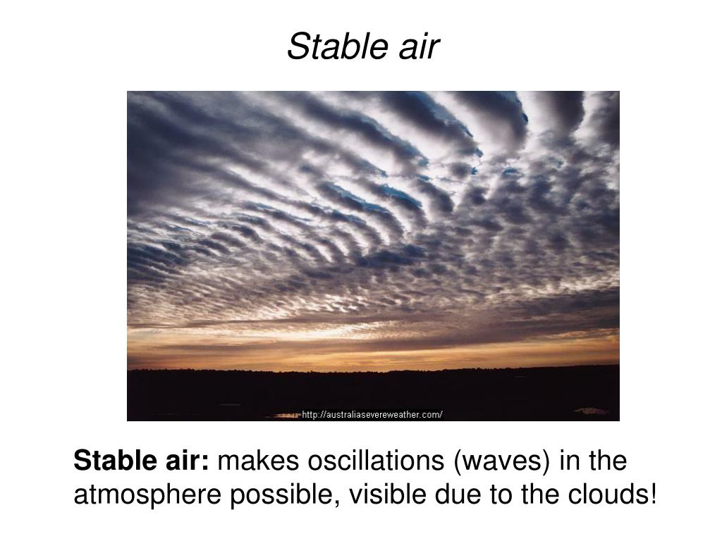 Stable air